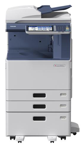 Беспрецедентно низкая себестоимость оттиска на Toshiba e-studio 2555 CSE